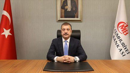 tcmb merkez bankası başkanı şahap kavcıoğlu