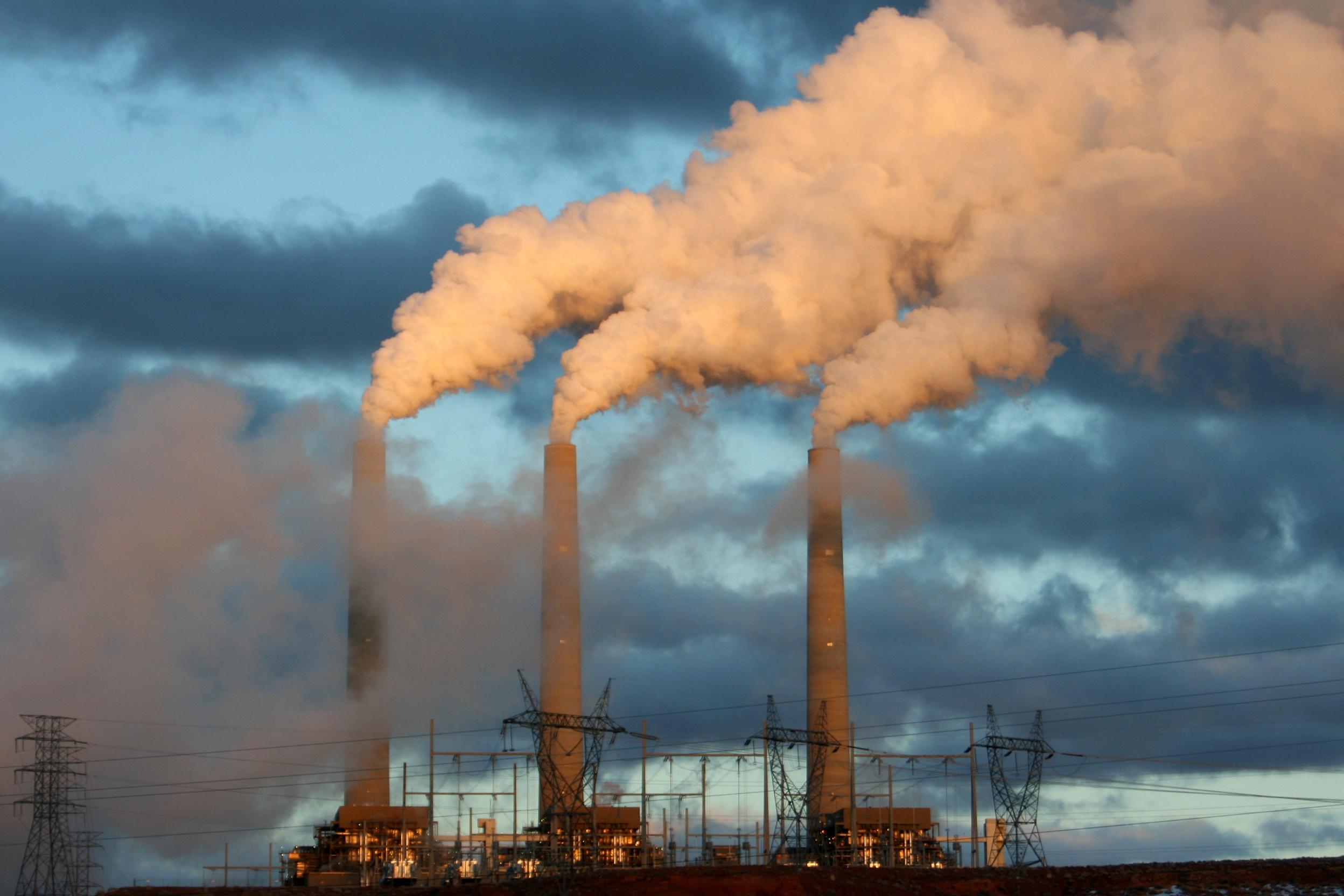 çin enerji emisyon