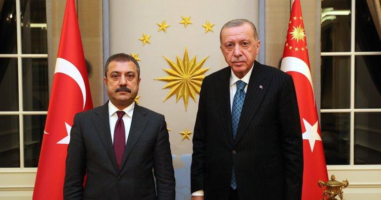 cumhurbaşkanı erdoğan şahap kavcıoğlu